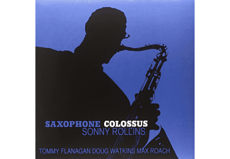 Sonny Rollins, Tommy Flanagan, Doug Watkins, Max Roach - Saxophone Colossus - (Vinyl)