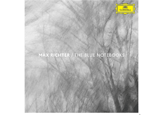 Max Richter - The Blue Notebooks [CD]