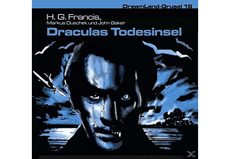 Dreamland Grusel 19-Draculas Todesinsel - 1 CD - Horror