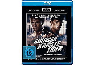 American Karate Tiger [Blu-ray]
