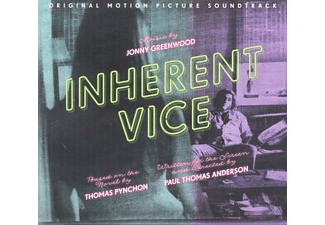 VARIOUS - Inherent Vice [CD]