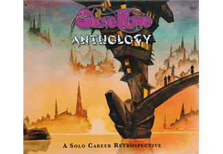 Steve Howe - Anthology - (CD)
