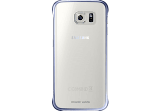 SAMSUNG Clear Cover Galaxy S6 Edge Black - (EF-QG925BBEGWW)
