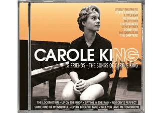 Carole King, VARIOUS - The Songs Of Carole King [CD]