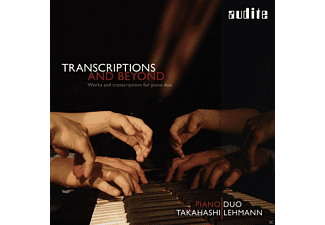 Pianoduo Takahashi-lehmann - Transcriptions And Beyond - (CD)