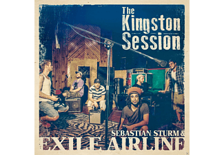 Sebastian Sturm - The Kingston Session - (LP + Bonus-CD)
