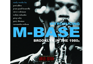 Various - Introducing M-Base - Brooklyn In The 1980s [CD]