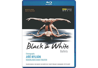 VARIOUS - Black & White - (Blu-ray)