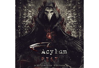 Acylum - Pest (Ltd.2cdbox) [CD]