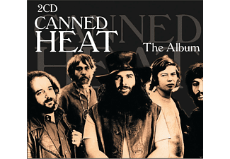 Canned Heat - Canned Heat - The Album - (CD)