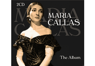 Maria Callas - Maria Callas-The Album - (CD)