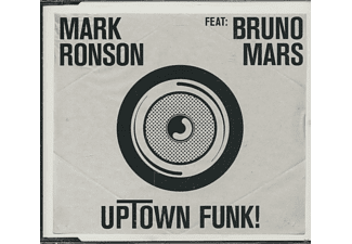 Mark Ronson, Bruno Mars, Mystikal - Uptown Funk - (5 Zoll Single CD (2-Track))