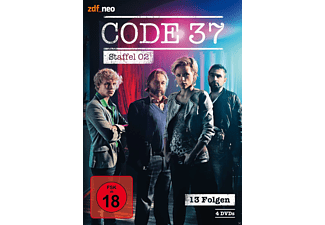 Code 37 - Staffel 2 [DVD]