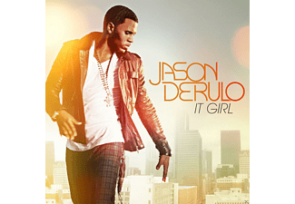 Jason Derulo - It Girl [5 Zoll Single CD (2-Track)]