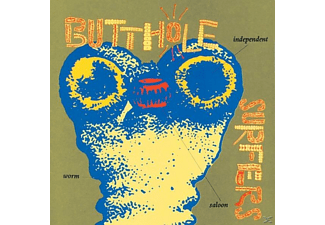 Butthole Surfers - Independent Worm Saloon - (Vinyl)