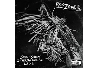 Rob Zombie - Spookshow International Live (Explicit Version) - (CD)