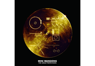 Mini Mansions - The Great Pretenders (CD)