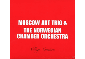 The Moscow Art Trio - Village Variations - (CD)