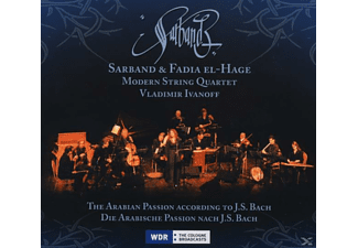 Sarband - The Arabian Passion - (CD)