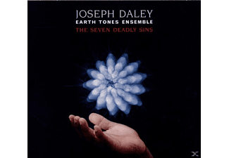 Joseph / Earth Tones Ensemble Daley - The Seven Deadly Sins - (CD)