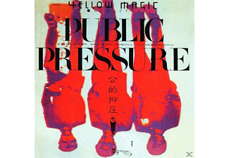 Yellow Magic Orchestra - Public Pressure [CD]