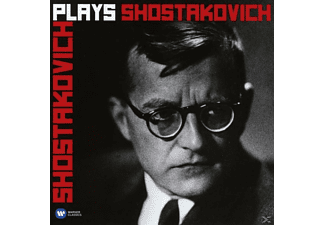 VARIOUS - Schostakowitsch Spielt Schostakowitsch - (CD)