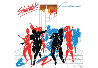 Shakatak - Down On The Street [CD]