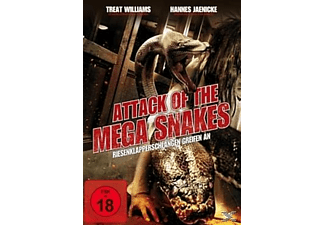 Attack Of The Mega Snakes - (DVD)