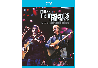 Paul Carrack / Mike & The Mechanics - Live At Shepherds Bush London [Blu-ray]