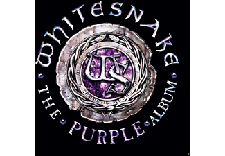 Whitesnake - The Purple Album (Ltd.Boxset) [CD + DVD + LP]