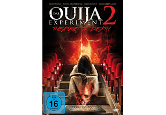 The Ouija Experiment 2: Theatre of Death [DVD]