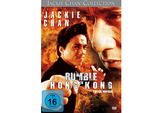Rumble in Hong Kong - (DVD)