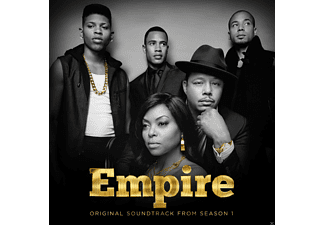VARIOUS - Empire - Season 1 [CD]
