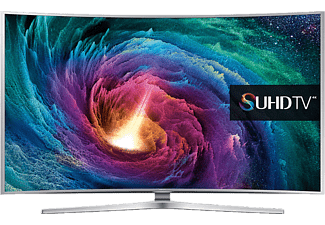 SAMSUNG UE55JS9000T 55 inç 138 cm Curved SUHD Smart 3D 4K LED TV