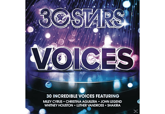 VARIOUS - 30 Stars: Voices [CD]