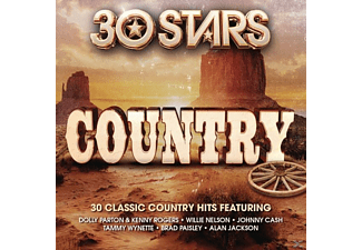 Various - 30 Stars: Country - (CD)