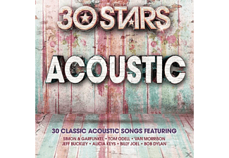 Various - 30 Stars: Acoustic [CD]