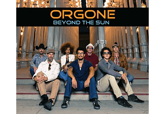 Orgone - Beyond The Sun - (CD)