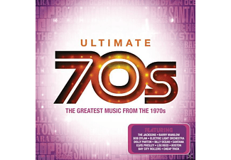 Various - Ultimate...70s - (CD)