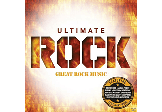 Various - Ultimate...Rock - (CD)
