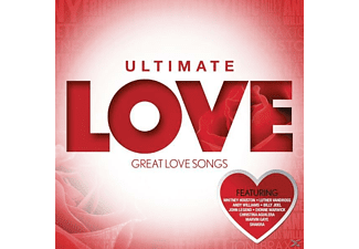 Various - Ultimate...Love - (CD)