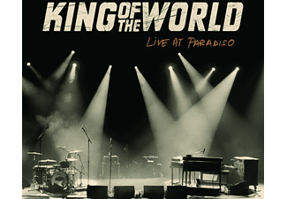 King Of The World - Live At Paradiso - (CD)
