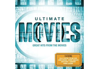 Various - Ultimate...Movies - (CD)