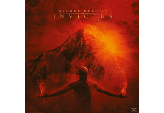 George Kollias - Invictus (Digipak) [CD]
