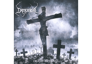 Demonical - Death Infernal - (CD)