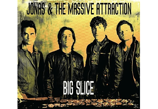 Jonas & The Massive Attraction - Big Slice - (CD)