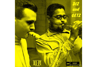 Gillespie, Dizzy / Getz, Stan - Diz And Getz (Ltd.Edt 180g Vi - (Vinyl)
