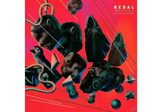 Regal (france) - Two Cycles & A Little More - (Vinyl)