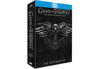 Game of Thrones - The Complete Fourth Season Blu-ray
