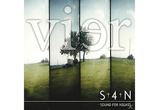 S4n (Sound For Nights) - Vier - (CD)